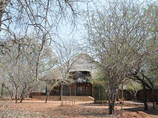 Villa ZaZu   - direct naast Krugerpark -