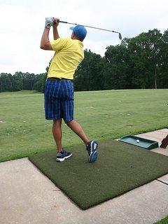 Golfing just 5 minutes away.