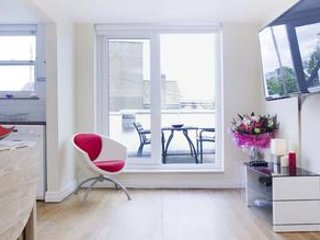 3 Bedrooms Flat With Garden And Balcony, Kew