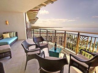 Maui Resort Rentals: Hyatt Residence Club Maui – 2BR Oceanfront VIlla