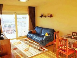Apartment on a first line to the beach in Malgrat de mar, Malgrat de Mar