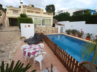 Maria - private pool villa in Benissa