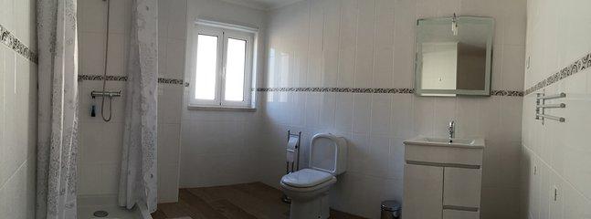 Bathroom 1 - upper level