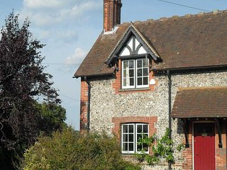 Cottage in the South Downs between Worthing and Arundel, close to many beaches