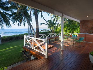 Hale Kauka - *Ocean Front*Puako*Old Hawaii at its Best*Pool/Spa*Amazing Ocean Su