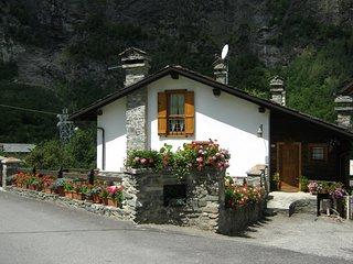 Casa  tipica  di montagna