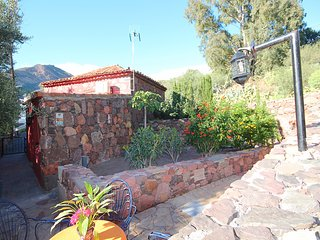 Lovely cottage in Santa Lucía. Lovers of nature and tranquity.