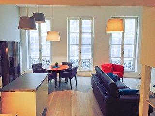 Appartement d'exception hyper centre historique de la Rochelle classé 4 étoiles, La Rochelle