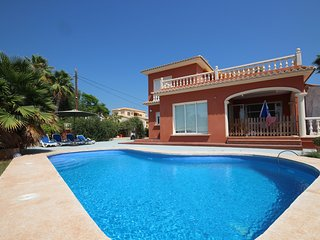 High standing apartment located in luxury villa with own large private Terrance, 50 m², Calpe