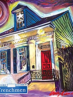 R&B Bed and Breakfast on world famous Frenchmen Street.