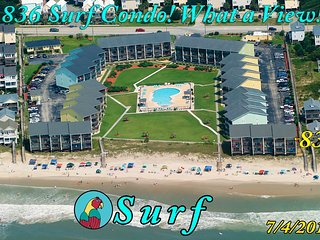 Surf Condo 836, Sneads Ferry
