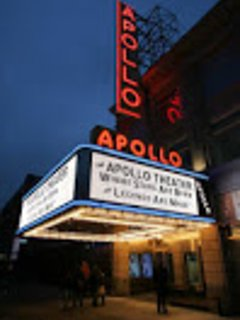 Apollo Theater 125th Street