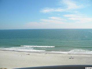 Pristine Oceanfront Myrtle Beach Condo