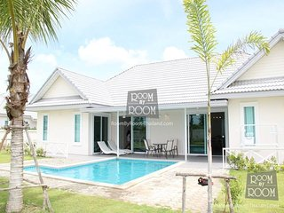 Villas for rent in Hua Hin: V6127
