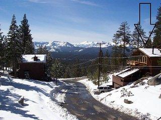 4017 Saddle Heavenly View Home, South Lake Tahoe