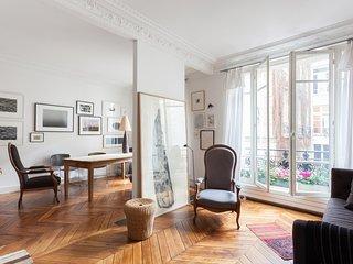 onefinestay - Rue Chapon private home, Parijs