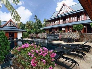 Outstanding Thai Style Pool Villa in Kamala