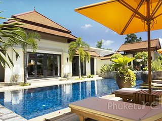 Gorgeous 4-Bed Pool Villa in Bangtao, Chalong