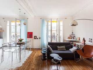 onefinestay - Rue Pierre Demours private home, Paris