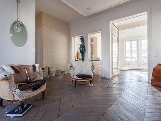 onefinestay - Rue Réaumur private home, Parijs