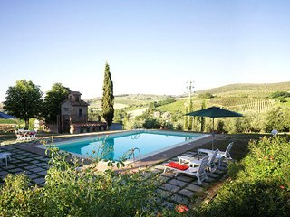 4 bedroom Villa in Mattone, Tuscany, Italy : ref 5336586