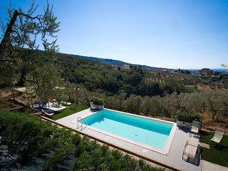 4 bedroom Villa in Casorelle, Tuscany, Italy : ref 5336601