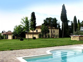 9 bedroom Villa in Piazze, Tuscany, Italy : ref 5336611