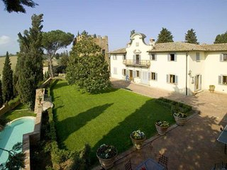 6 bedroom Villa in Le Murate, Tuscany, Italy : ref 5336621