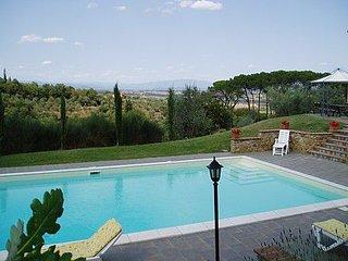 4 bedroom Villa in Lucignano, Tuscany, Italy : ref 5336622