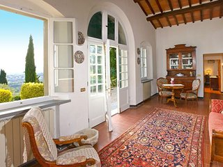 Villa Selene Tuscan Vacation Rental in Cortona