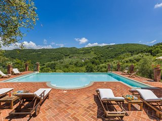 7 bedroom Villa in Pontelungo, Tuscany, Italy - 5336625