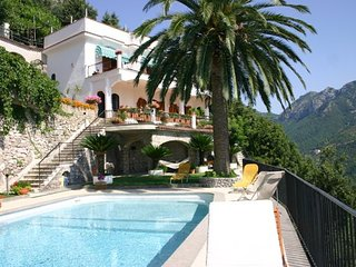 5 bedroom Villa in Scala, Campania, Italy : ref 5336630