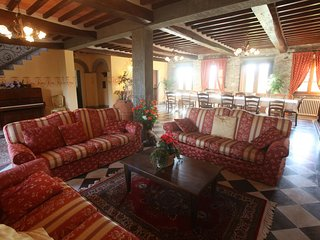 San Cassiano a Moriano Apartment Sleeps 8 with Pool and WiFi - 5336632