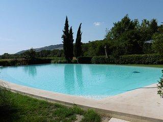6 bedroom Villa in Casa al Vento, Tuscany, Italy : ref 5336639