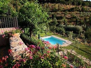 6 bedroom Villa in Cortona, Tuscany, Italy : ref 5336652