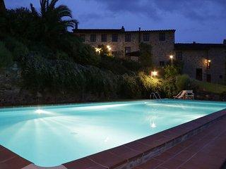 15 bedroom Villa in Corte Tognetti, Tuscany, Italy : ref 5336651