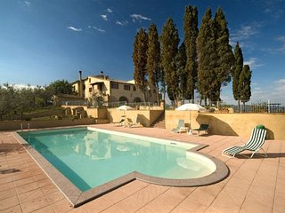 3 bedroom Apartment in Montaperti, Tuscany, Italy : ref 5336707