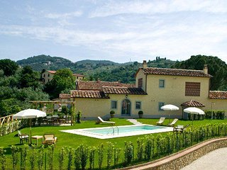 3 bedroom Villa in Casorelle, Tuscany, Italy : ref 5336674
