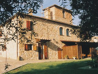 One Bedroom Ground Floor Apartment San Gimignano