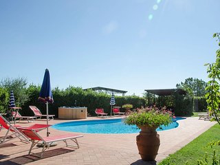 4 bedroom Villa in La Collina, Tuscany, Italy : ref 5336578