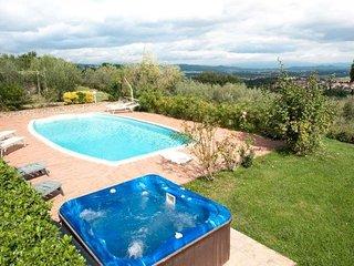 Villa Fabian, Monte San Savino