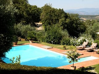 4 bedroom Villa in Grassina Ponte a Ema, Tuscany, Italy : ref 5336709