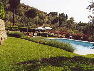 4 bedroom Villa in Petreto, Tuscany, Italy : ref 5336749