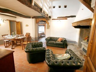 3 bedroom Apartment in Gaggioleto, Tuscany, Italy : ref 5336758