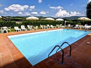 7 bedroom Villa in La Ginestra, Tuscany, Italy : ref 5336784