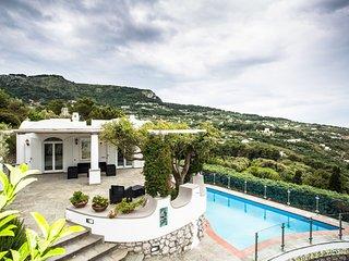 6 bedroom Villa in Anacapri, Campania, Italy : ref 5336804