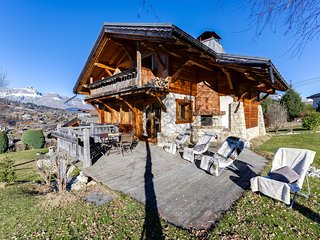 Chalet with Alpine Charm in Megève, Demi-Quartier