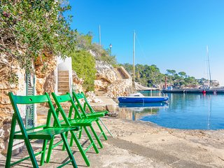 AMARRA - Chalet for 3 people in Cala Figuera