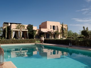 Dar Zitouna - Beautifull Villa in Ourika Valley