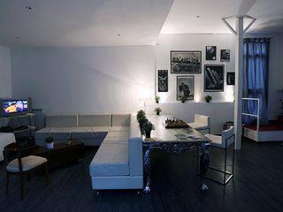 Apartman 200m2, Milán